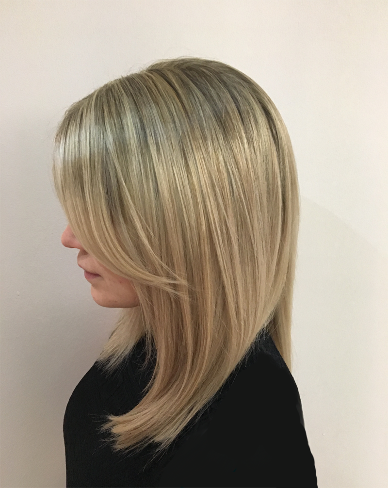 Andrew Collinge Keratin Treatment