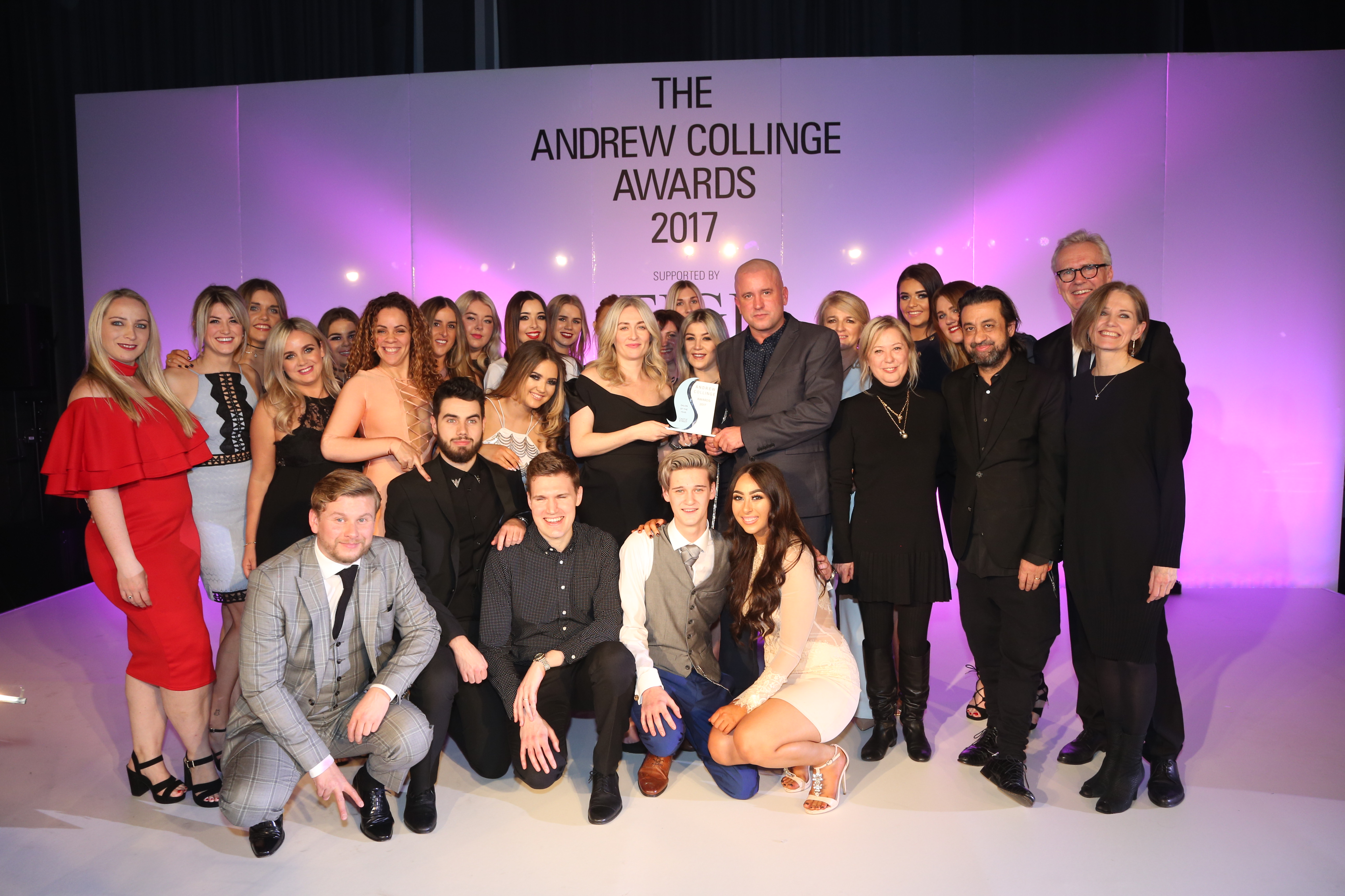 Castle Street, Liverpool, Andrew Collinge Salon of the Year